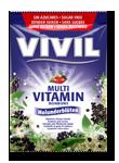 VIVIL - Multivitamine soc fara zahar