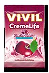 VIVIL - Creme Life classic cu cirese fara zahar