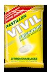 VIVIL - Bomboane FRIENDSHIP cu lamaie si melisa fara zahar